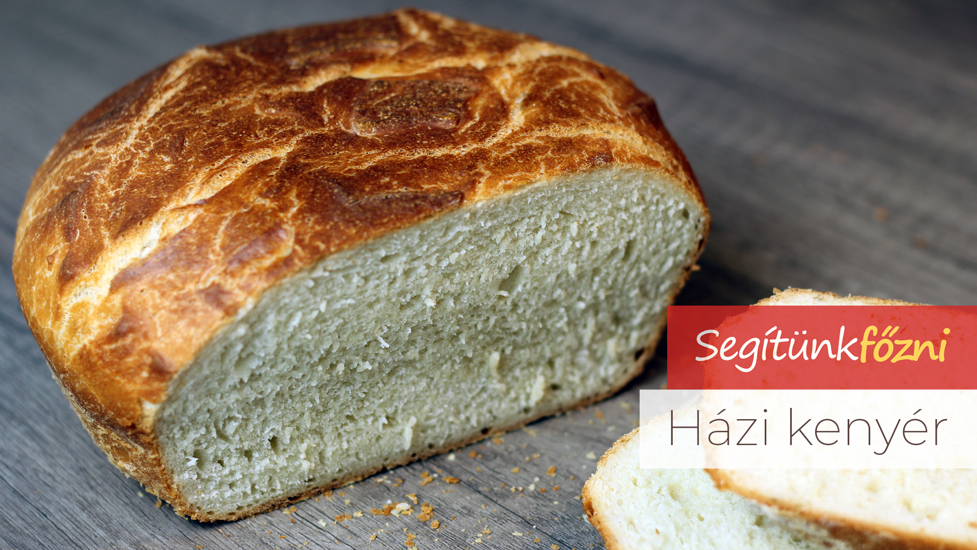 házi kenyér recept
