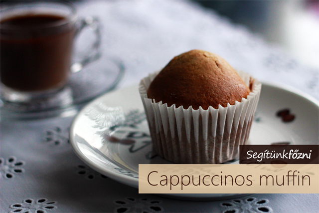 Cappuccinos muffin